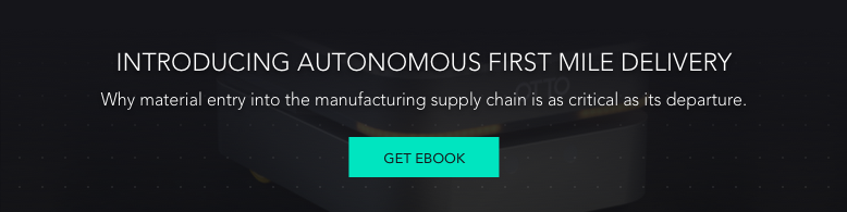 CTA - Introducing Autonomous First Mile eBook