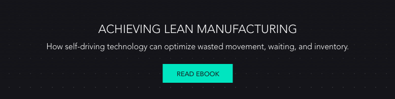 CTA - Lean Manufacturing eBook
