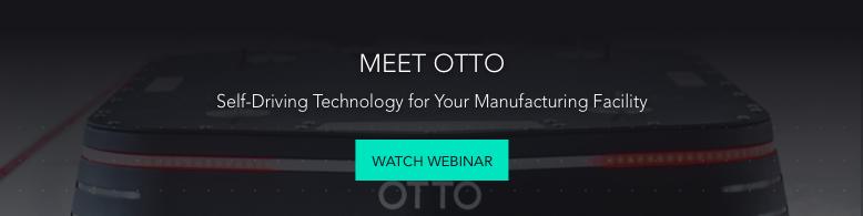 CTA - Meet OTTO Webinar