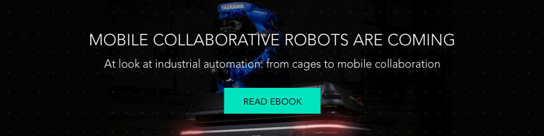 CTA Mobile Cobots Are Coming - Ebook