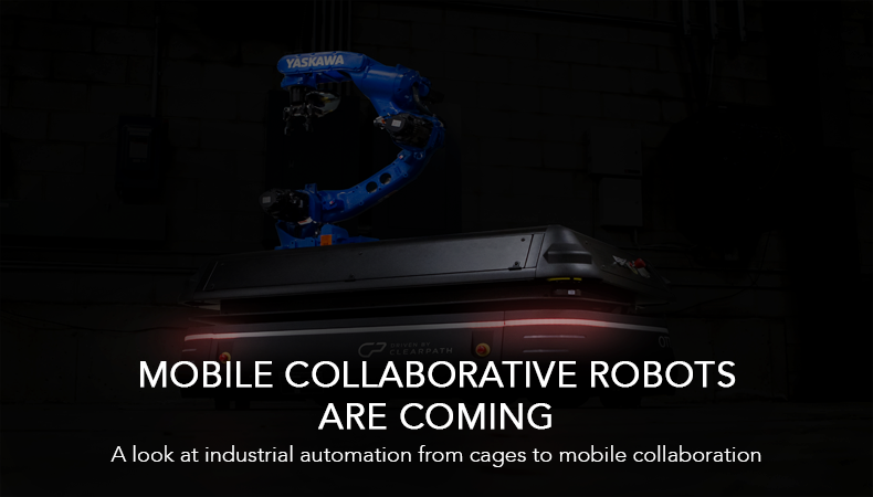 Mobile Collaborative Robots Are Coming E Book