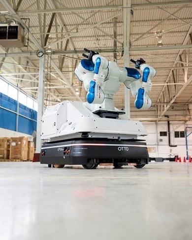 Otto Motors Division Of Clearpath Robotics Hirotec