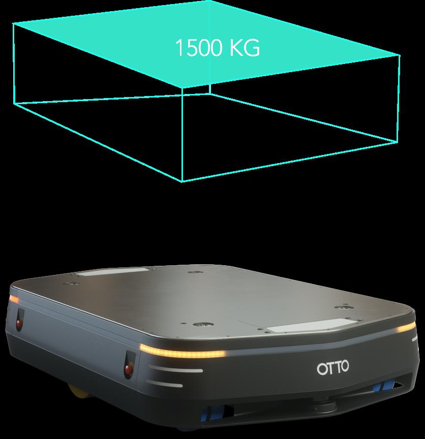 otto 1500 material handling SDV