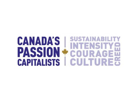 Canada's Passion Capitalist Award logo