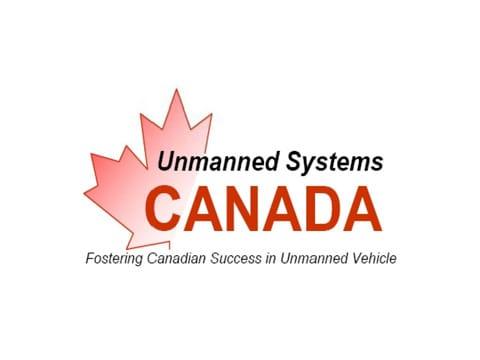 Unmanned Systems Canada: Organizational Award logo